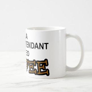 Need Coffee - Flight Attendant Mugs