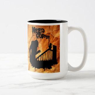NEED COFFEE Morning Terror Mug
