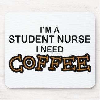 Need Coffee - Student Nurse Mouse Pad