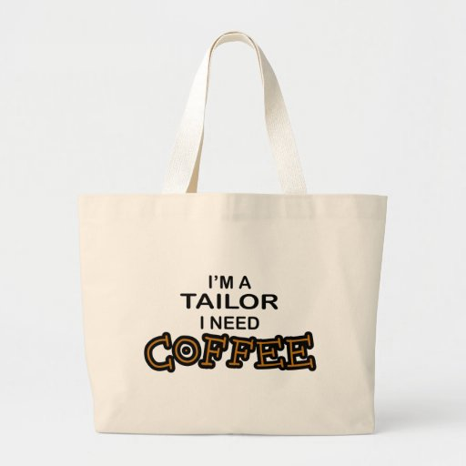 Need Coffee - Tailor Tote Bags