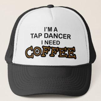 Need Coffee - Tap Dancer Trucker Hat