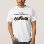 Need Coffee - World's Greatest Dad T-Shirt