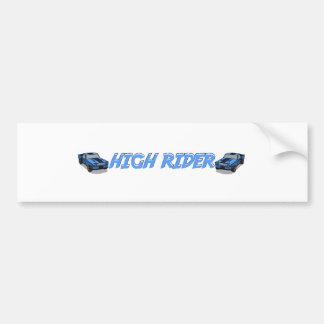 Need for Madness - High Rider Bumper Sticker