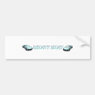 Need for Madness - Mighty Eight Bumper Sticker