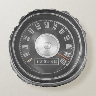 Need for Speed Classic Car Speedometer Pillow