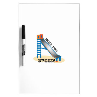Need For Speed Dry-Erase Whiteboard