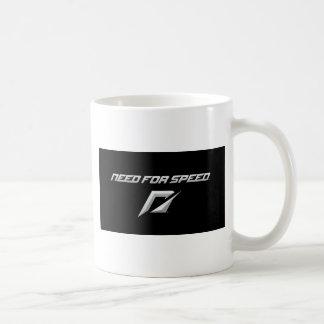 need for speed logo classic white coffee mug