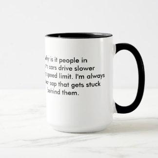 Need for speed mug