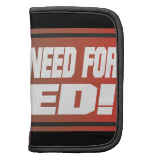 Need For Speed Folio Planner