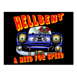 Need For Speed T-shirts and Gifts For Him Postcard