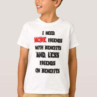 NEED FRIENDS T-Shirt