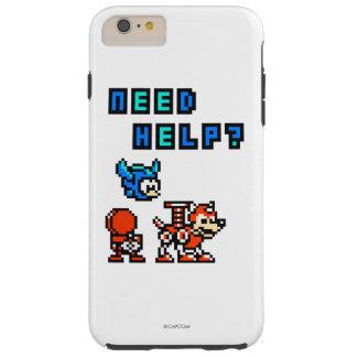 Need Help? 2 Tough iPhone 6 Plus Case