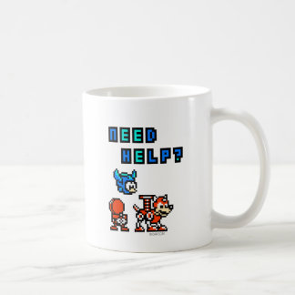 Need Help? Coffee Mug