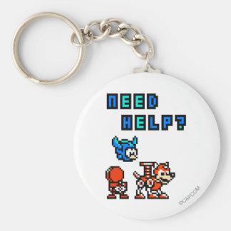 Need Help? Keychain