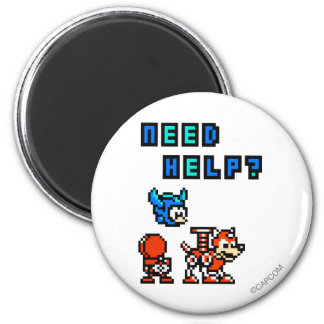 Need Help? Magnet