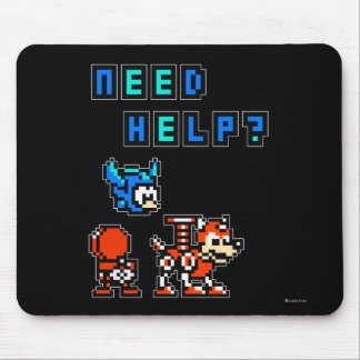 Need Help? Mouse Pad
