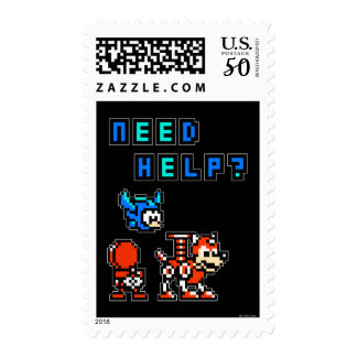 Need Help? Postage