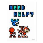 Need Help? Postcard