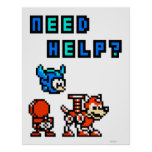 Need Help? Poster