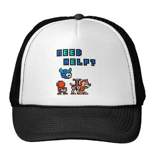 Need Help? Trucker Hat