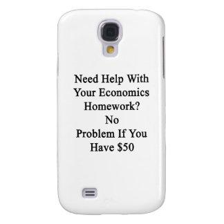 Need Help With Your Economics Homework No Problem Samsung S4 Case