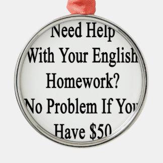 Need some English homework help.?