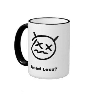 Need Locz? Loc Doctor Mug