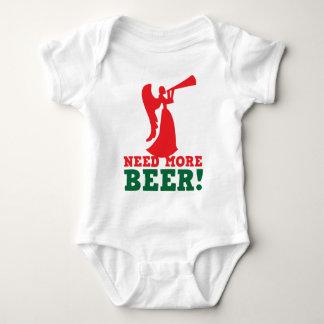Need more beer baby bodysuit