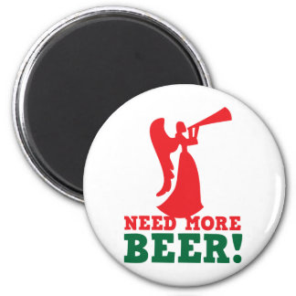 Need more beer magnet