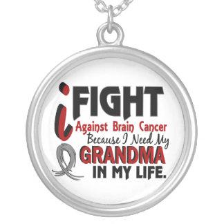 Need My Grandma Brain Cancer Necklaces