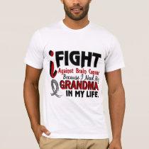 Need My Grandma Brain Cancer T-Shirt