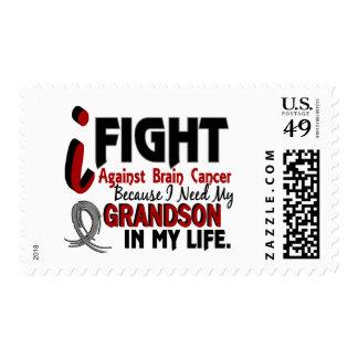 Need My Grandson Brain Cancer Stamp