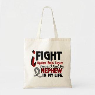 Need My Nephew Brain Cancer Tote Bag