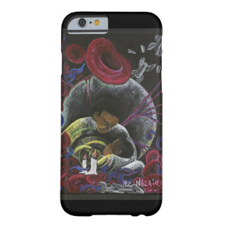 Need not Suffer Alone - Sickle Cell Art by Nazaire Barely There iPhone 6 Case