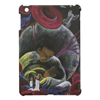 Need not Suffer Alone - Sickle Cell Art Case For The iPad Mini