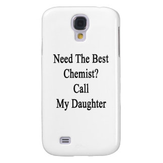 Need The Best Chemist Call My Daughter Galaxy S4 Cover