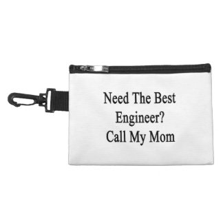 Need The Best Engineer Call My Mom Accessories Bag