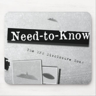 Need-to-Know - Mousepad