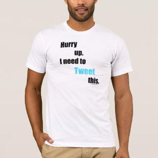 Need to Tweet this T-Shirt