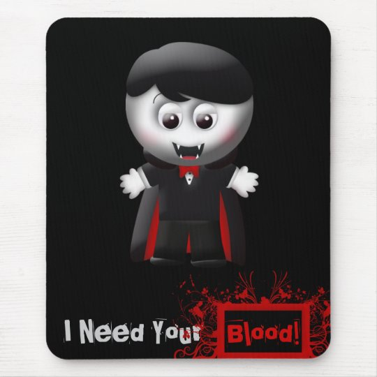 Need Your Blood Mousepad