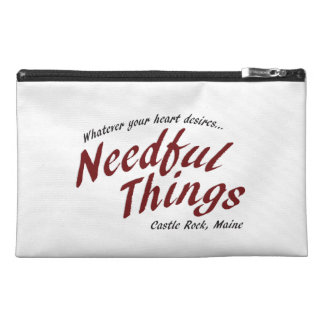 Needful Things Travel Accessory Bags