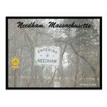 Needham, postal de Massachusetts
