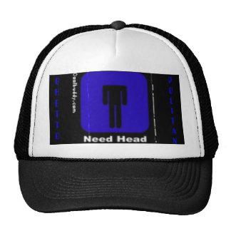 needhead1, GHETTO, POLITAN Gorra