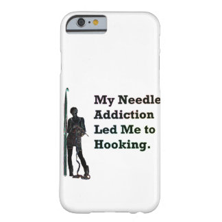 Needle Addiction Barely There iPhone 6 Case
