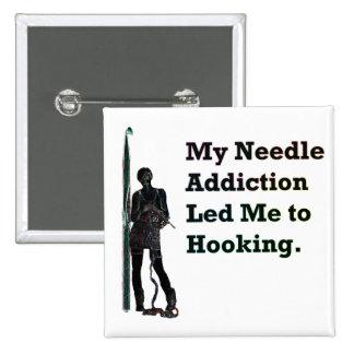 Needle Addiction Button
