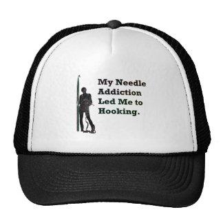 Needle Addiction Hat