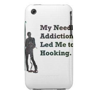Needle Addiction iPhone 3 Cover