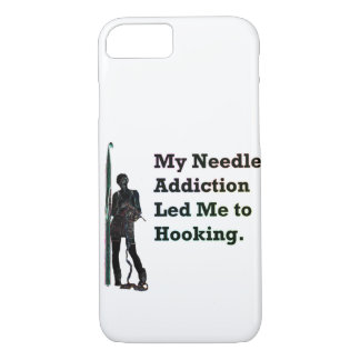 Needle Addiction iPhone 7 Case