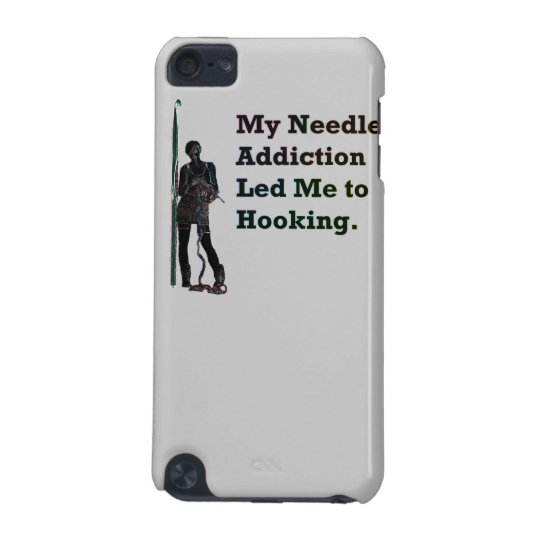 Needle Addiction iPod Touch 5G Cover