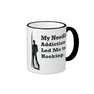 Needle Addiction Mug